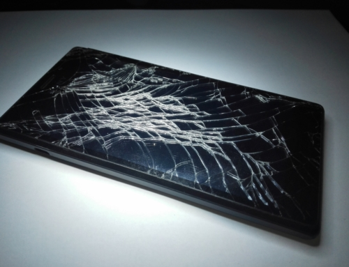 Відновлення інформації з пошкодженого телефону